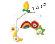 K's Kids Musical Cot Mobile - Beautiful Sky (初生至5個月)