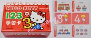 Hello Kitty 123 及 ABC 學習卡