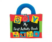 Read & Play My First Activity Book